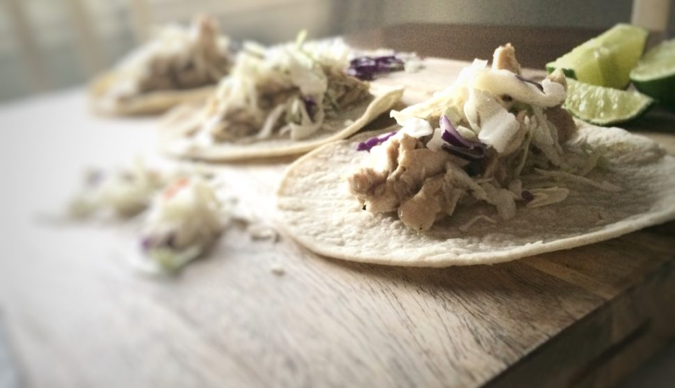 Two Minute Tacos
