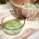Paleo Pesto Con Pasta with Breaded Chicken
