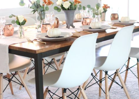 5 Tips for Creating a Festive Fall Tablescape