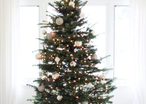 My Neutral Christmas Tree