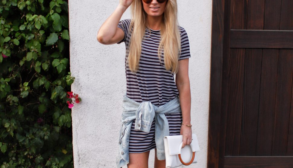 Our Beach Vacation + A Summer Inspired Outfit Roundup