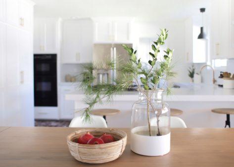 DIY Dipped Vase
