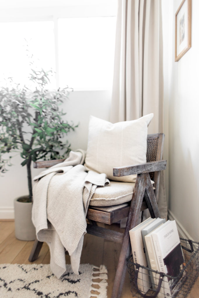 A New Sitting Area In The Master Bedroom An Accent Chair Roundup Halfway Wholeistic